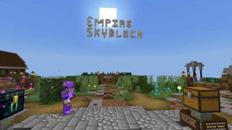 Empire Skyblock (Realm)