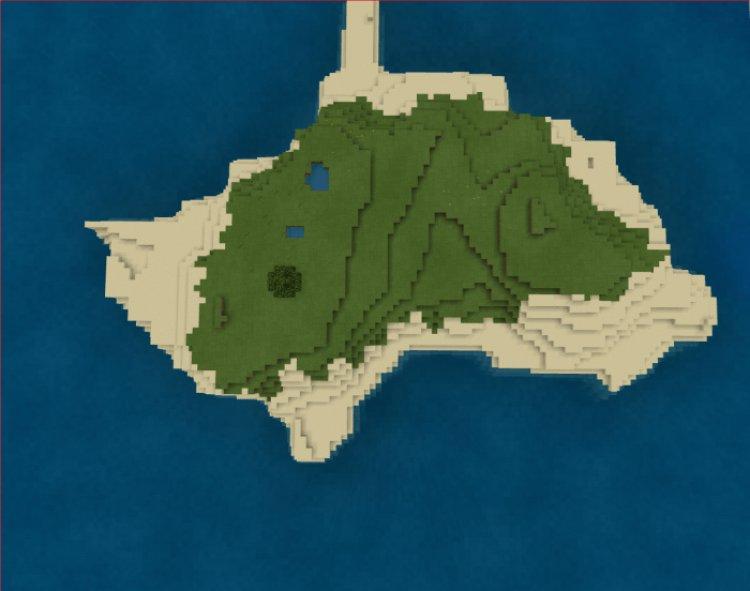 Best Survival Island Seed