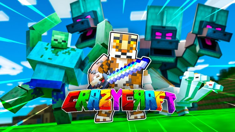 Dungeoncraft v7.0 (Xbox One & PS4 Supported)