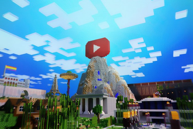 Dream SMP World For Bedrock edition