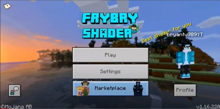FryBry Shader