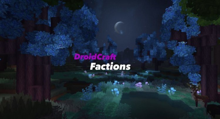 Droidcraft Factions (Realm)