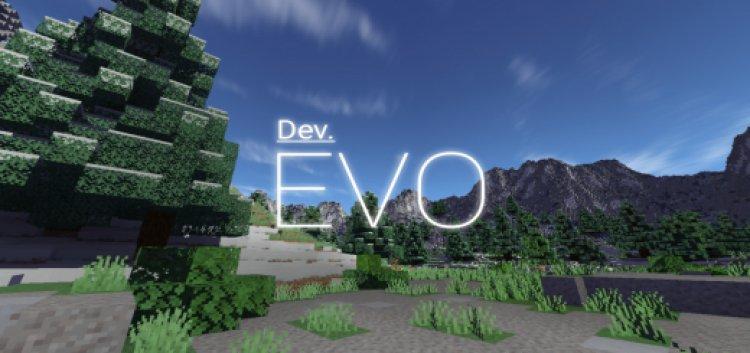"EVO Shader V1.3 ""A New Future"""