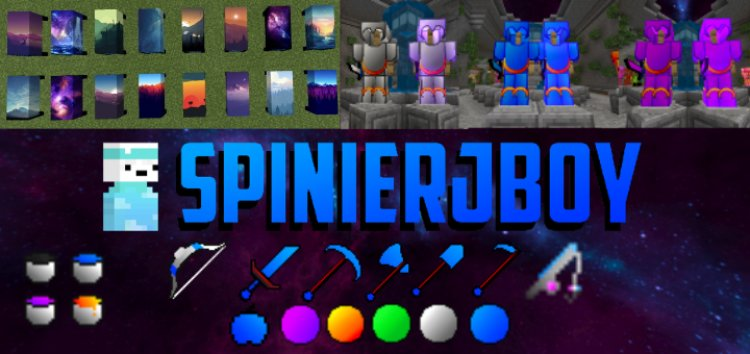 Spinier's PvP Pack