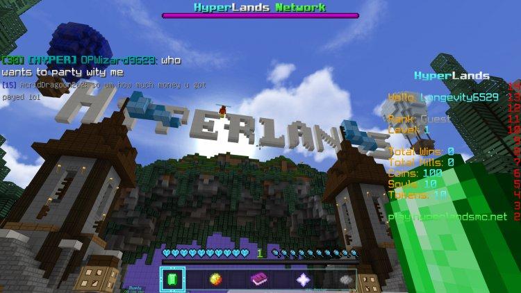 Hyperlands