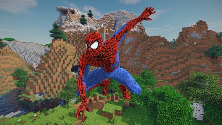 Pete's Spiderman Skin Pack