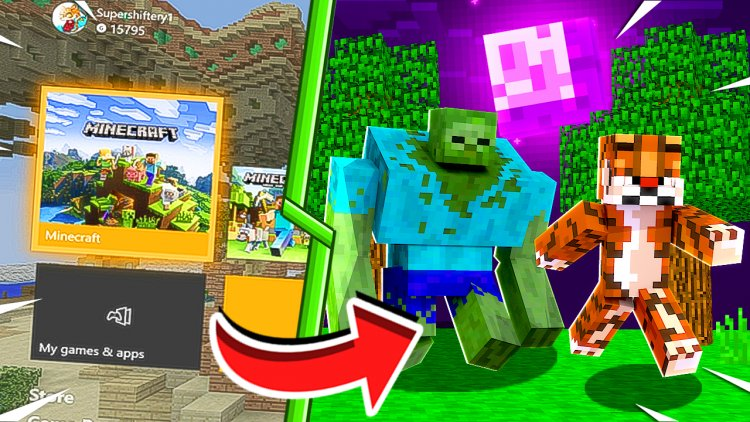 How to Download Minecraft Mods on Xbox One?
